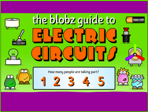 Beginner Electronics Experiments For Kids | Science with Kids.com | electronic circuits for kids