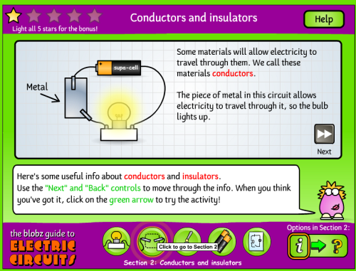The Blobz Guide - Teach Simple Electronic Circuits To Children | electronic circuits for kids
