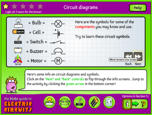 Superb The Blobz Guide Teach Simple Electronic Circuits To Children Wiring Digital Resources Antuskbiperorg