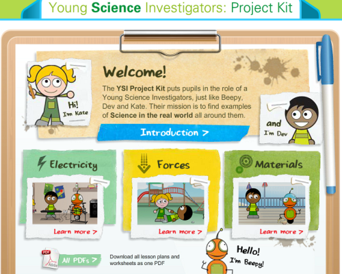 energy science for kids