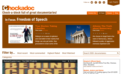 infocussection