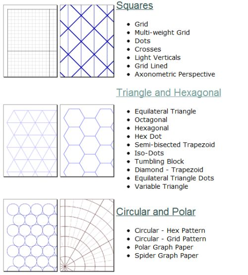 10 Sites to Print Different Graph Paper for Your Projects – Microsoft Office Graph Paper