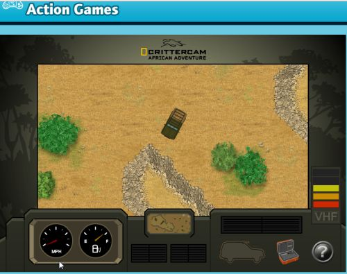 national geographic games