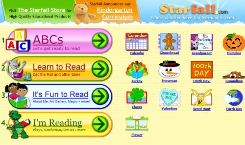 5 Websites With Ebooks for Children to Read Online