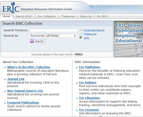 educational online journals