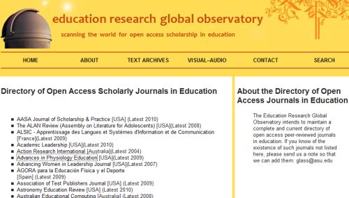 scholarly articles education