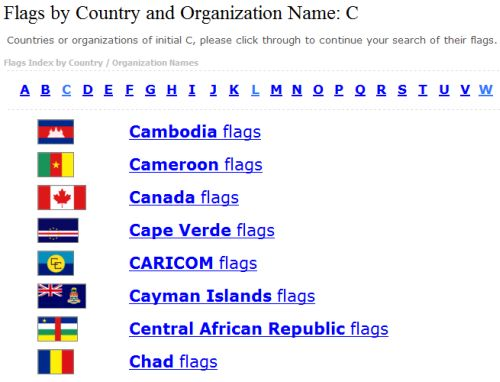 picture about Printable Country Flags called 6 Internet sites with Cost-free Printable Flags for Young children