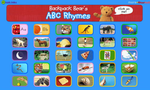 starfall abc rhymes