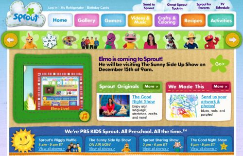 Pbs Kids Sprout Teletubbies Information For All Pbs Kids