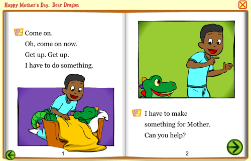 phonics activity online childrens books - Starfall Printable Books