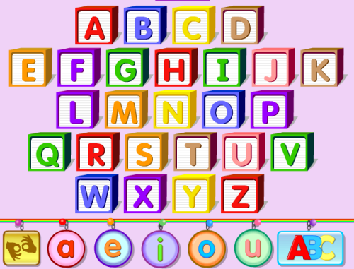 image relating to Starfall Printable named - Phonics And ABC Workout routines On the web
