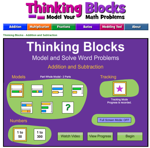 math blocks for kids