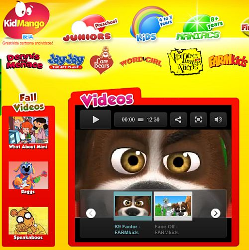 10 Video Websites That Are Like YouTube for Kids
