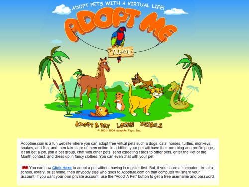 Image of: Howrse Adopt Virtual Pet Virtual Dog 10 Virtual Pet Games That Can Teach Kids Important Lessons