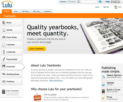 free online yearbooks